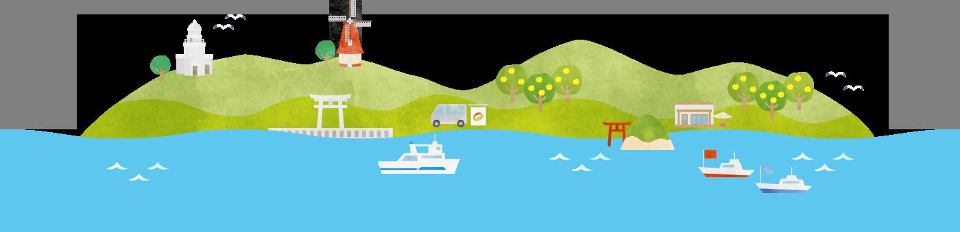 しまカフェ 宗像大島