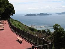 御嶽山展望台